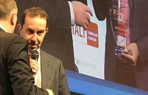 Andrea Cornetti, Direttore Generale di Prelios SGR, intervistato da TRC Bologna, commenta i primi risultati di FICO Eataly World