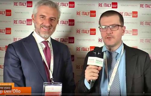 Riccardo Serrini, General Director Prelios Group, at RE Italy Winter Forum 2018