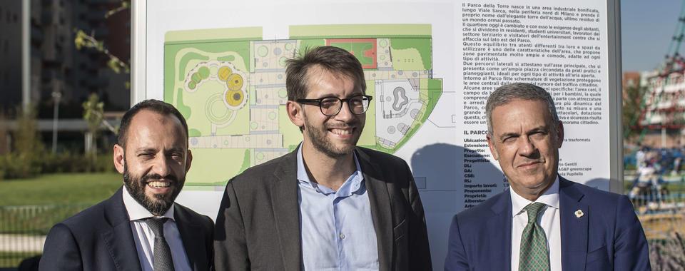 Prelios Integra: completion of Parco della Torre  environmental and urban regeneration project