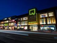 Shopping Center Wandsbek Quarree