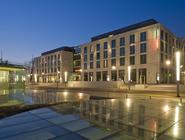 Hotel - und Bürokomplex Wiener Platz