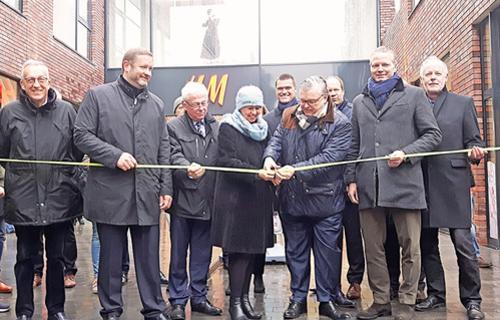 """""""StadtQuartier Overbergplatz"""" in Dülmen opens its doors"""