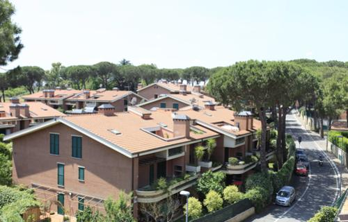 Prelios Agency: exclusive mandate for the Pini Residential Complex in Rome