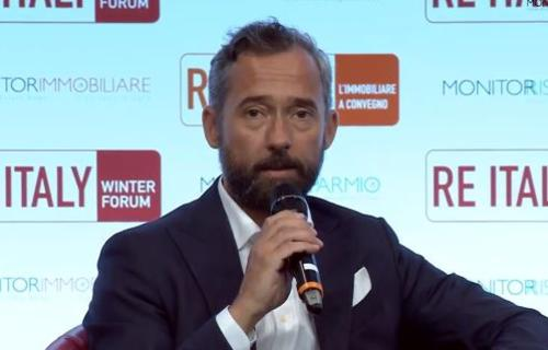 Lorenzo Barbagli interviewed by Monitorimmobiliare