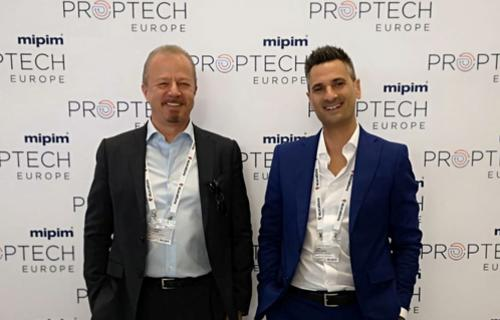 Prelios Valuations at Proptech Europe, the exhibition on the technological and digital future of real estate
