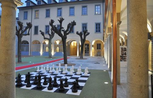 Prelios Integra: conservation intervention completed for buildings B / C of Collegio San Carlo in Central Milan
