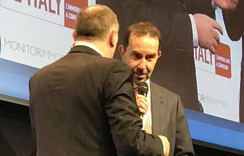 Andrea Cornetti, General Manager of Prelios SGR, interviewed by TRC Bologna, comments the first results of FICO Eataly World