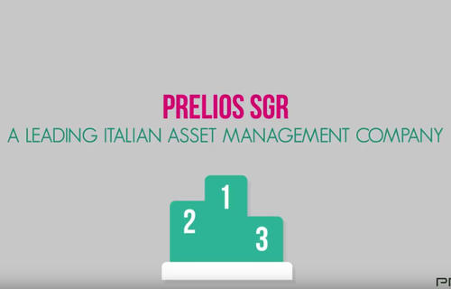 New corporate video for Prelios SGR
