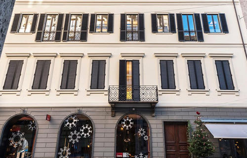 Milano, Durini18: restauro conservativo nel cuore del design district di Milano