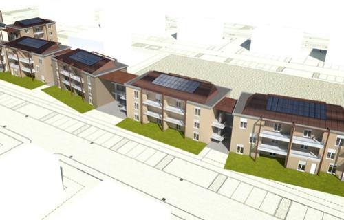 Iniziative social housing