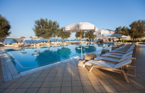 Favignana piscina