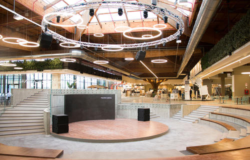 Prelios SGR: Fico Eataly World is one of the four italian finalist projects of the 2018 MIPIM Awards. The only italian project in the best shopping centre category