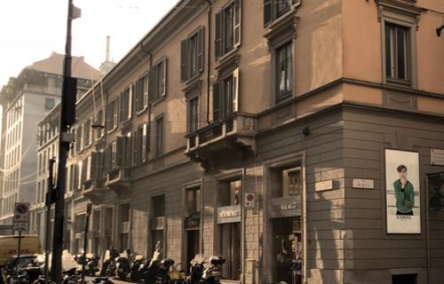 Edificio Via Bigli