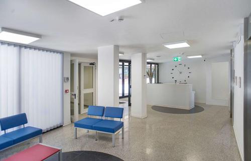 Nuovo Salario uffici in locazione Piazza Fernando de Lucia 35-37