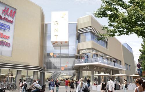 Galerie Neustädter Tor shopping centre
