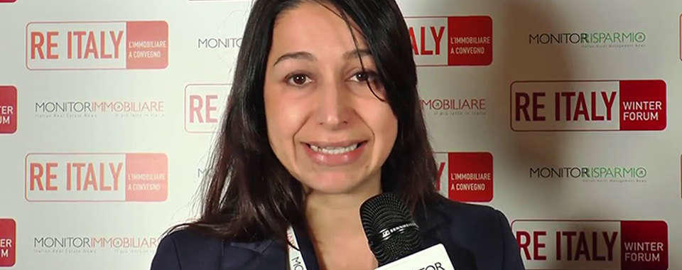 Maria Pia Forgione, Head of Full Appraisals Prelios Valuations, intervistata da Monitorimmobiliare