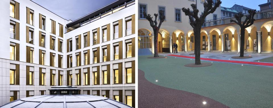 Prelios Integra presenta i progetti milanesi Durini 18 e Collegio San Carlo