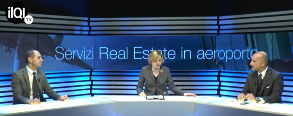 Workshop Aeroporti e Real Estate di Quotidiano Immobiliare: Alessandro Natoli (Prelios Integra) tra i relatori.