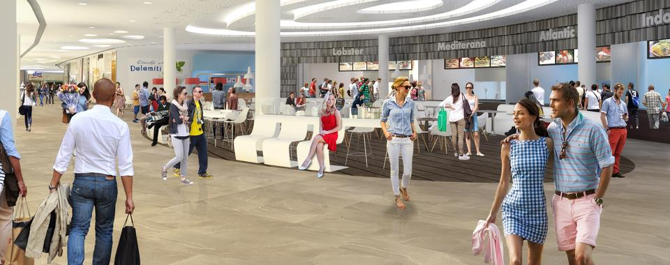 Husum Shopping Center