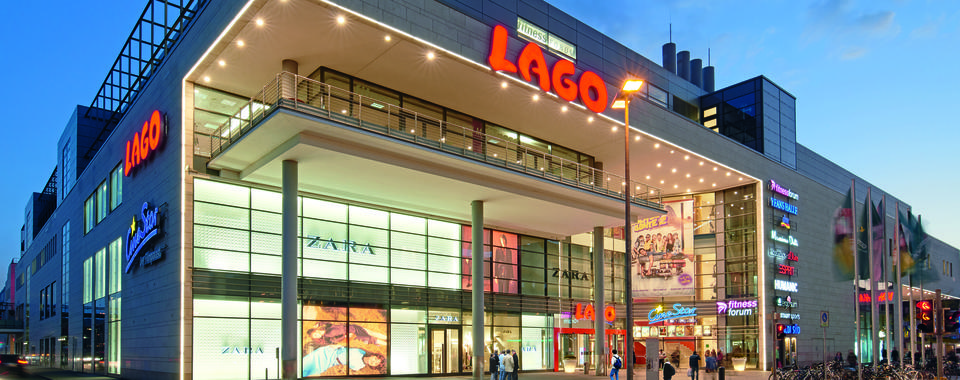 """LAGO shopping centre in Konstanz wins """"German Brand Award 2017"""" and attracts lots of new tenants"""