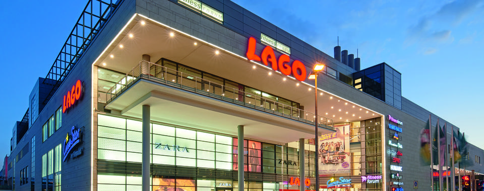 LAGO in Konstanz crowned as Germany's best shopping centre for the fourth time since 2012