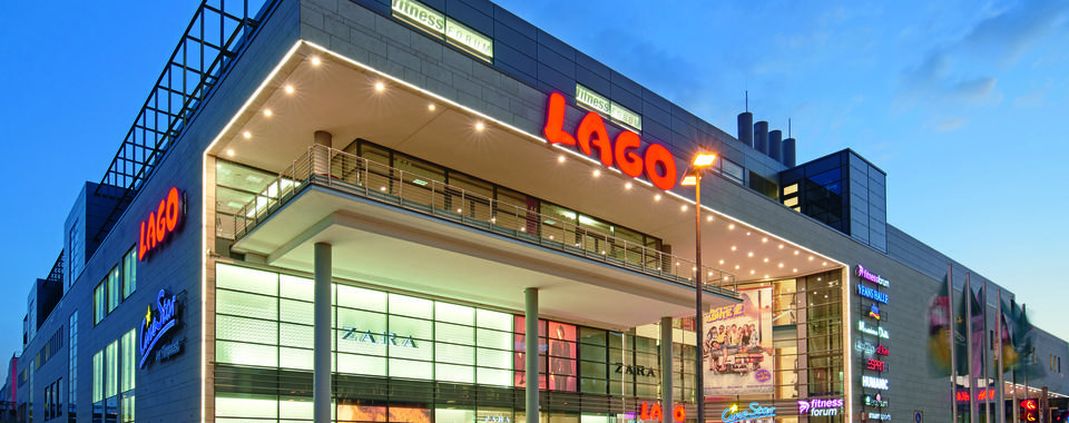 "LAGO shopping centre in Konstanz wins ""German Brand Award 2017"" and attracts lots of new tenants"