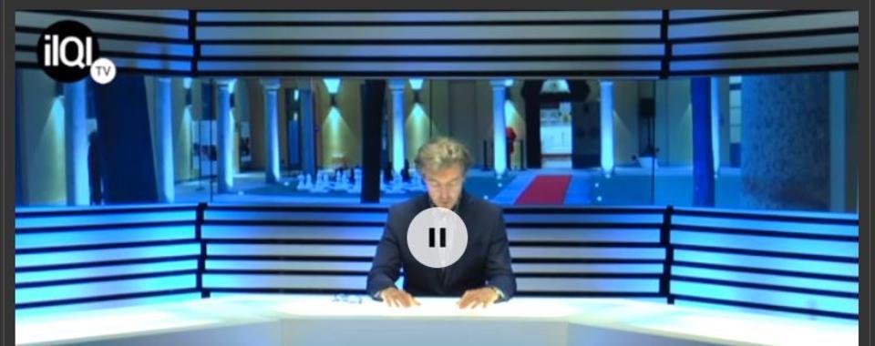 il QI TV, TG July 25 2018: Prelios Integra has begun the second phase in the renovation of the historic Collegio San Carlo complex