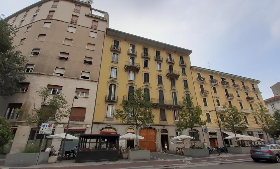 Milano Via Volturno 46