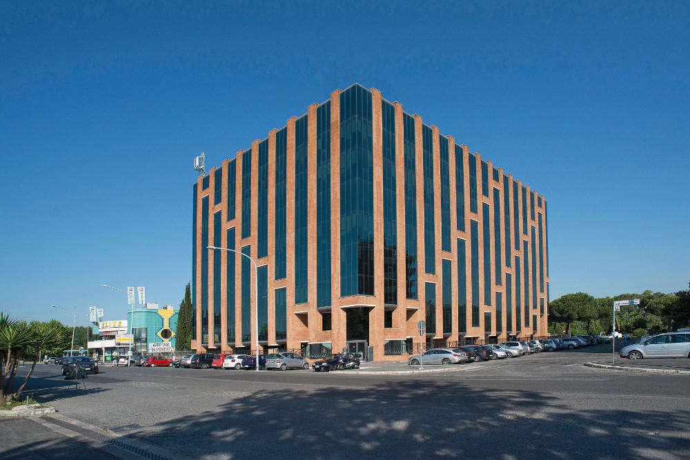 Uffici in locazione a roma via bombay 1 prelios for Affitto uffici zona eur